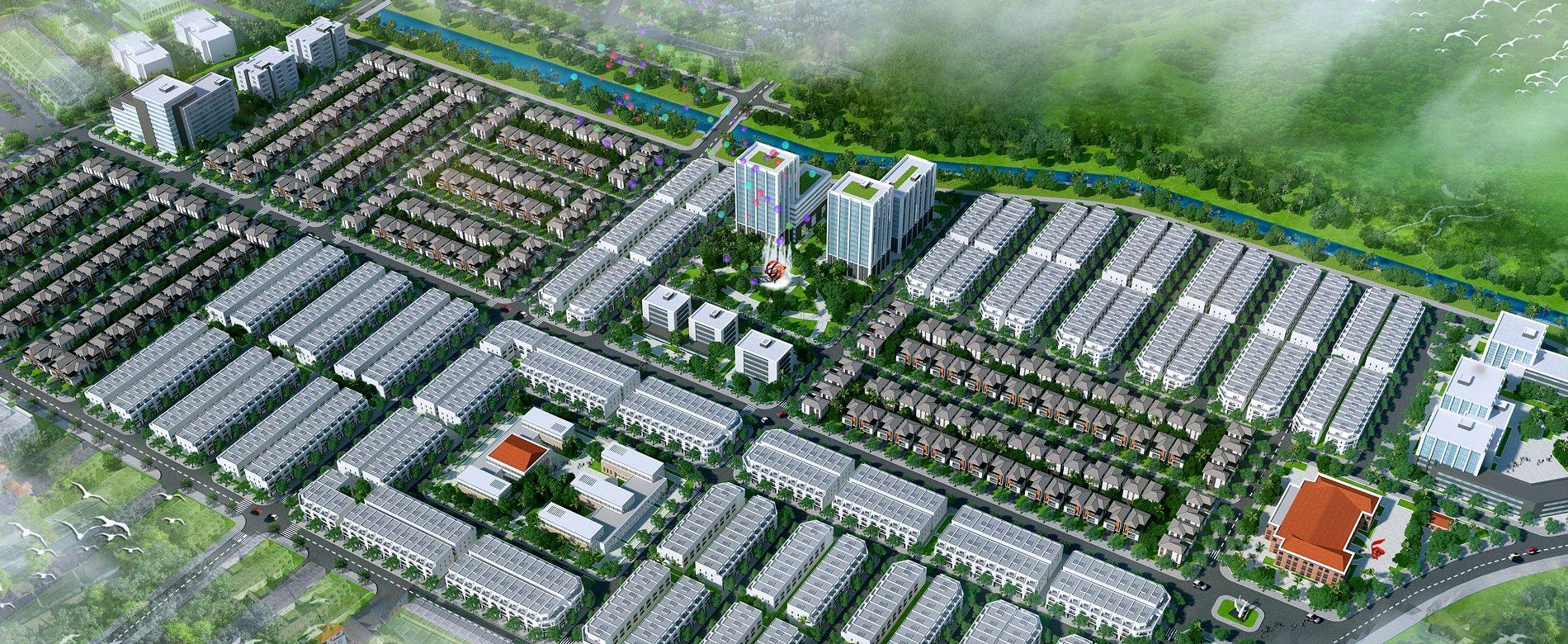 dự án Hạ Long Feni City
