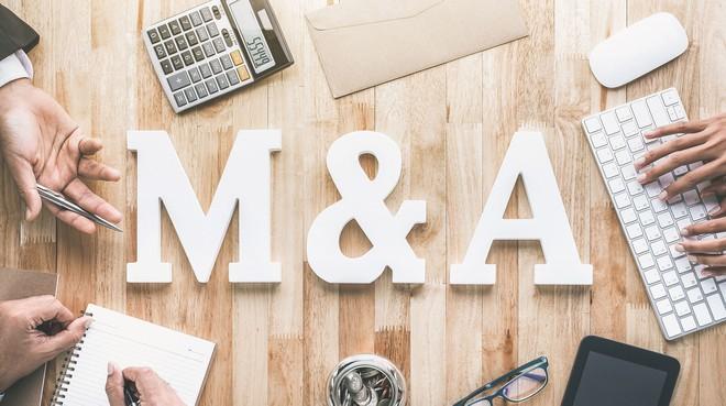 Mua bán sáp nhập doanh nghiệp(M&A)